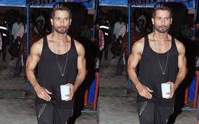 star diets revealed 3 shahid kapoor is on a high energy diet