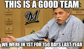 Milwaukee Meme - image tagged in doug melvin milwaukee brewers losers loser imgflip