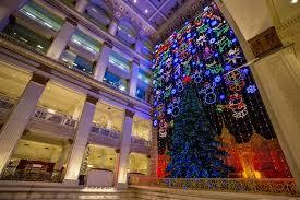 Macy S Christmas Light Show At Macy S Center City Philadelphia