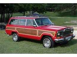 wagoneer jeep 2015 1985 jeep wagoneer for sale classiccars com cc 1001395