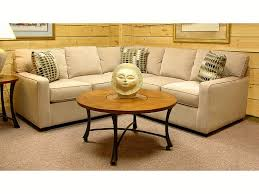 Small Sectionals For Apartments  Pc Grey Microfiber Small Space - Small leather sofas for small rooms