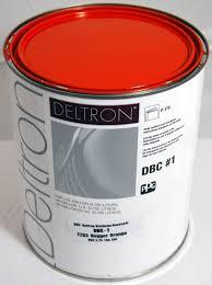 ppg dbc deltron basecoat hugger orange auto body paint ebay