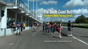 motor racing footwear the south coast roll goodwood motor racing circuit 2014 youtube
