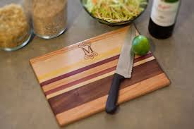 monogramed cutting boards custom engraved cutting boards home design and decorating