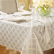 Where To Buy Table Linens - how to buy a properly shaped tablecloth