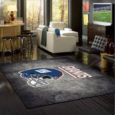new york giants fan rugs