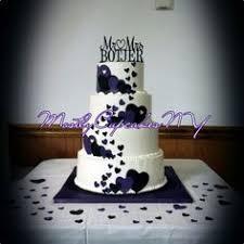 fuchsia wedding cakes wedding cake photos wedding cakes black