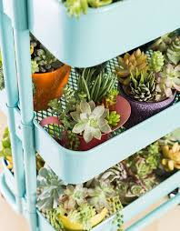 Ikea Outdoor Planters by Diy Plant Decor 6 Unusual Ikea Products To Use As Planters