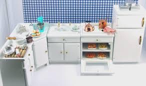 dollhouse kitchen furniture miniature dollhouse kitchen furniture decor idea stunning lovely