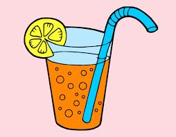disegni bicchieri disegno aranciata colorato da il 16 di febbraio 2012