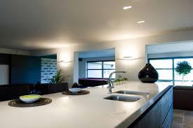 comptoir de cuisine quartz blanc design interieur comptoir cuisine quartz blanc îlot fonctionnel