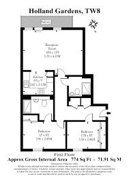 2 bedroom property for sale in holland gardens brentford tw8