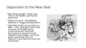 What Does Rugged Individualism Mean 14 The New Deal