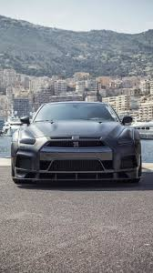 nissan gtr body kit prior design dresses up 720 bhp nissan gt r with wide body kit