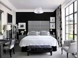Elegant Black And White Bedroom Design  Ideas About Black - Black and white bedroom interior design