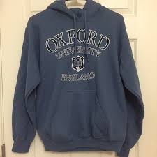 oxford university hoodie excellent used condition bought from the
