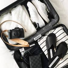 travel essentials images The everygirl 39 s travel essentials the everygirl png
