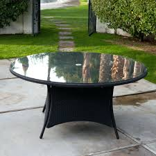 round glass outdoor table round glass patio table glass table top s replacement glass table