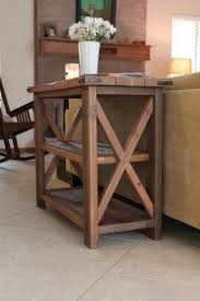 sofa table country sofa tables foter