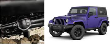 rhino jeep color jeep wrangler jk special edition models what makes them so
