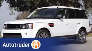 land rover sport cars 2013 land rover range rover sport suv new car review