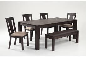 summit 42 x 78 6 dining set bob s discount furniture
