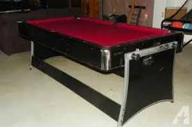 pool and air hockey table air hockey pool table reversible near holmen for sale in