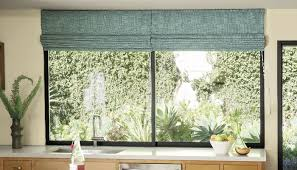 Roman Shade - custom fabric roman shades in limitless styles and fabrics only