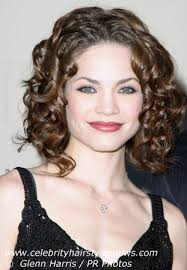 what style hair does rebecca herbst rebecca herbst with a victorian flair hairstyle with curls