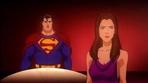 animated adventures superman den geek