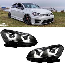 vw volkswagen 2017 awesome amazing led drl headlights lamps for vw volkswagen golf