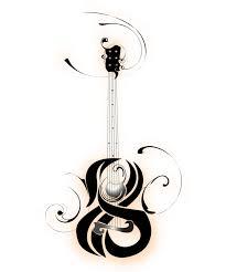 Guitar Tattoo Designs Ideas 150 Best Diy Designs U0026 Tattoo Ideas Images On Pinterest