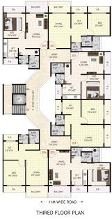550 Square Feet Floor Plan by 550 Sq Ft 1 Bhk 1t Apartment For Sale In Future Aangan Ulwe Mumbai
