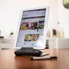 tablette pour cuisine support de tablette pour la cuisine