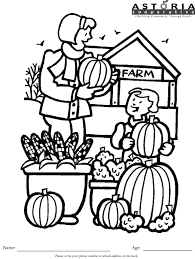 halloween coloring contest astoria co op grocery
