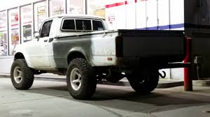 toyota pickup 79 toyota pickup suspension swap to 84 suspension swap to lower