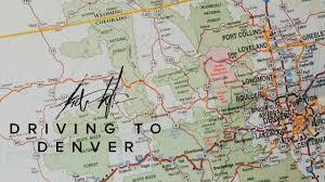 I 70 Colorado Map by Driving To Denver Colorado A Road Trip Tribetyler Youtube