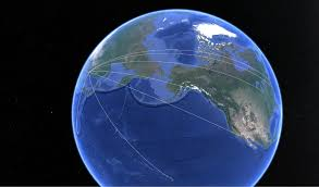 Where Is Chicago In The Us Map by North Korea U0027s Icbms How Long They U0027d Take To Hit Us Cities And