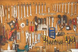 how to hang tools in shed secrets to keeping an organized shed the franklin shopper