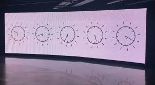 curved indoor wall led display pitch 4mm guinness museum u2013 dublin