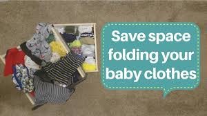 idea of how to organized your babys clothes youtube