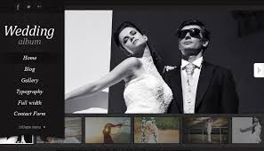 Wedding Album Pages 10 Attractive Marriage Themes For Wordpress Wp Solver