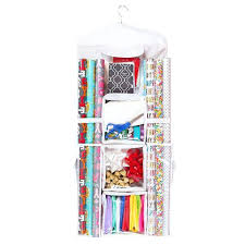 sided christmas wrapping paper wrapping paper storage organizer organizer designs sided