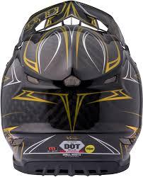 troy lee designs motocross helmets troy lee designs 2017 se4 carbon mips helmet pinstripe black