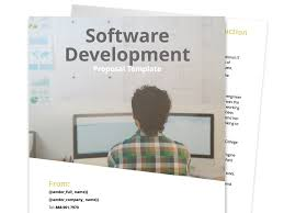 engineering proposal template software development proposal template