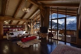 an exclusive stay at u0027the best chalet in the world u0027 la truffe