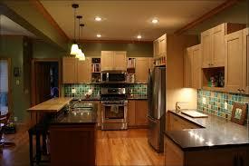 kitchen kitchen paint colors oak cabinets white appliances miu