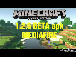 mc pe apk mcpe 1 2 6 beta apk gamecrawl
