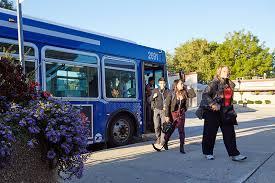 Public transportation the city of naperville