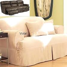Slipcover For Dual Reclining Sofa Reclining Sofa Covers Forsalefla